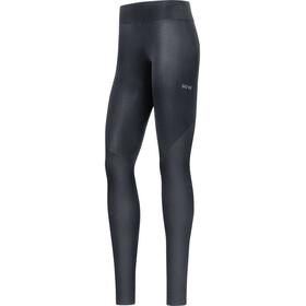 GORE WEAR R3 Partial Gore Windstopper - Pantalones largos running Mujer - negro